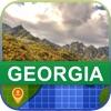 當前離線 格魯吉亞 地圖 - World Offline Maps