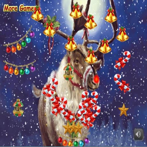 Kid's Christmas Reindeer Dress Up iOS App