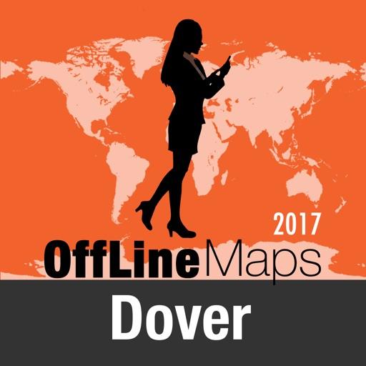 Dover Mappa Offline e Guida Turistica