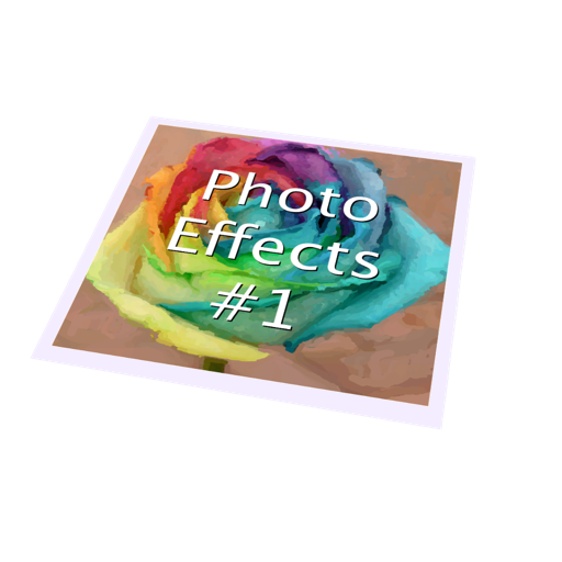 Photo Effects #1 - Impressionist Paintings