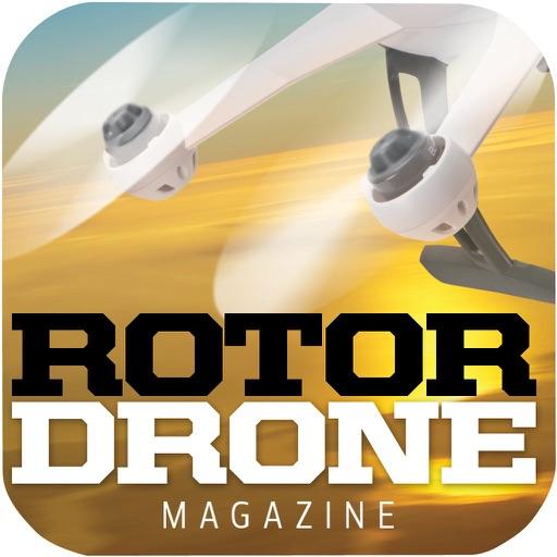 RotorDrone Magazine iOS App