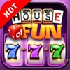 Slot Machines - House of Fun Vegas Casino Games App Icon