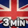 Englisch lernen in 3 Minuten