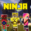Ninja Skins - Best Skins for Minecraft PE Edition