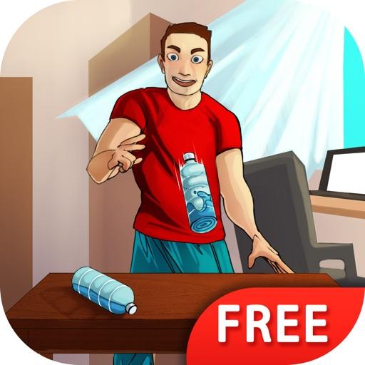 Bottle Flip 3D Arcade iOS App
