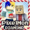 PixelMon Diamond