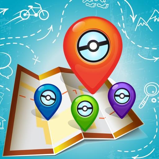 Poke Map for Pokemon GO - Find all the Rare Pokemon par