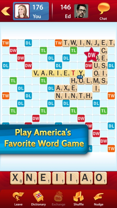 Screenshot #1 for SCRABBLE Premium