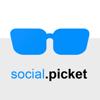 Jeli App - Social Picket - Control Your Social Accounts artwork