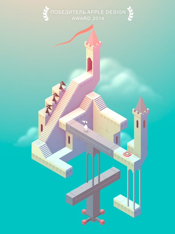 Monument Valley Скриншоты7
