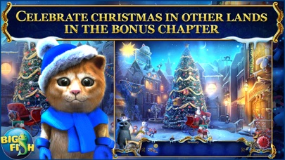 Christmas Stories: Puss in Boots - A Magical Hidden Object Game (Full) screenshot 4