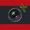 Bordermas - 聖誕快樂 新年快樂 大量高品質 高解析度貼紙 可以與您作品結合 用手指來擺佈