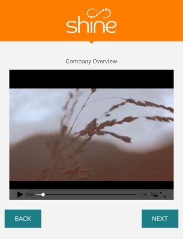 Shine Interview screenshot 3