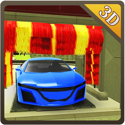 Service Station Car Parking & Ultra Vehicle Game iOS App