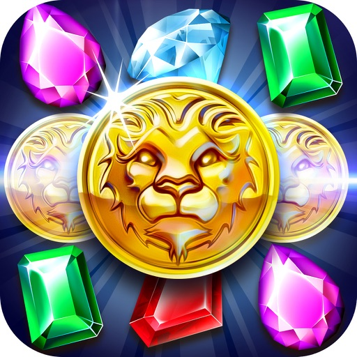 Best Match 3 Games: Jewel Quest