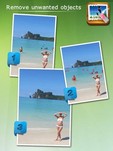 Photo Eraser for iPadのおすすめ画像1