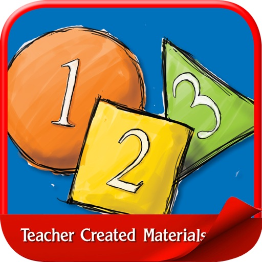 Ready for Math: Get Ready for School Icon