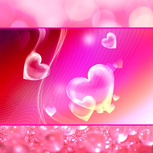 Pink Wallpapers, Backgrounds, & Lock Screens iOS App