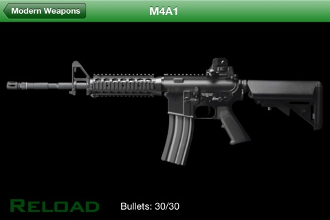 Modern Weapons screenshot 3