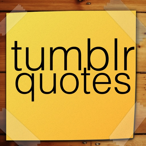 Quotes from Tumblr