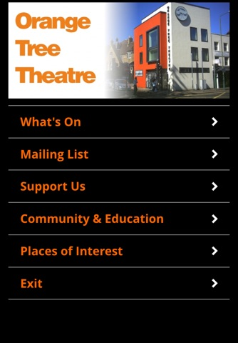 Orange Tree Theatre screenshot 1