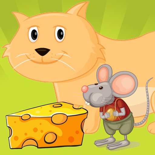 Cat and Mouse - the rodent cheese trap iOS App