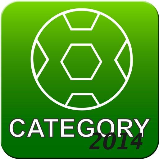 Category 2014 iOS App