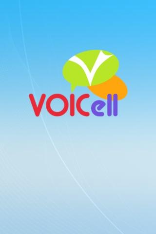 Voicell screenshot 1