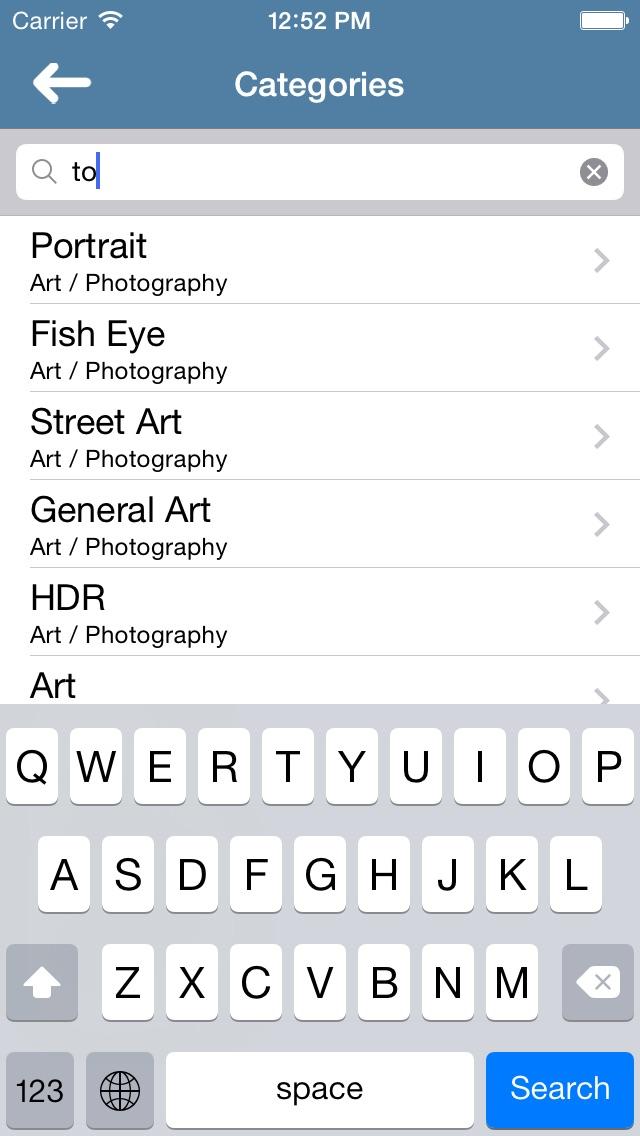 Instag Screenshot 3