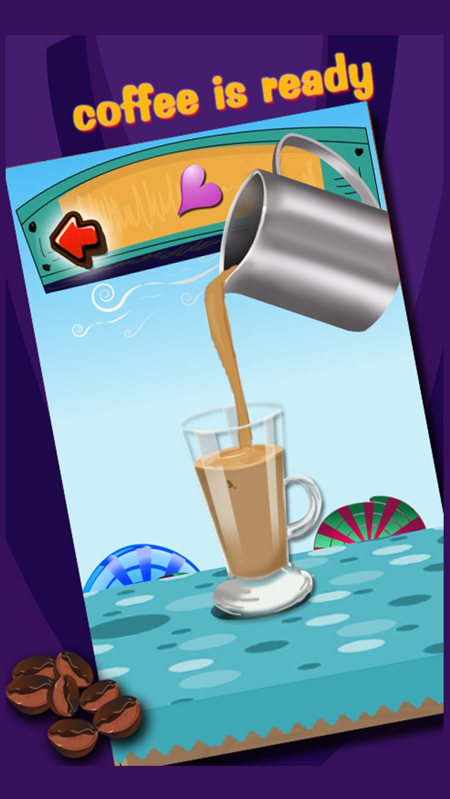 download Ice Coffee Maker – A free chiller drink maker game for kids appstore review