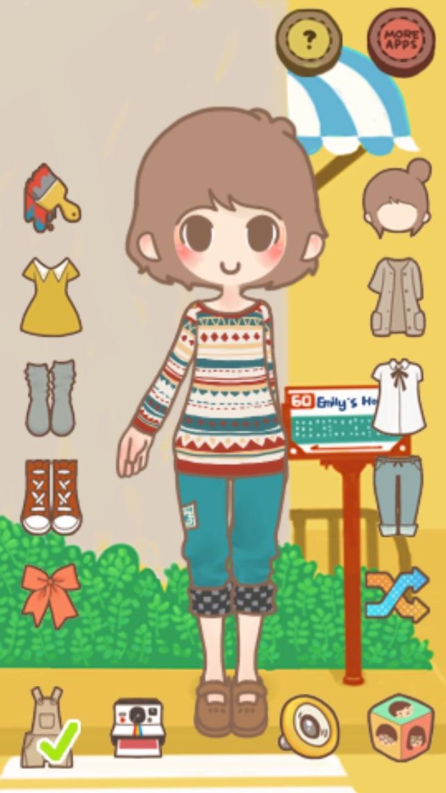Emily's Wardrobeのおすすめ画像1