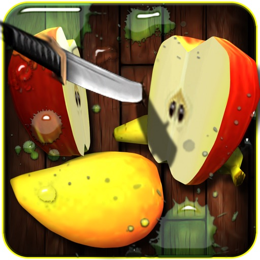 Fruit Cutter iOS App