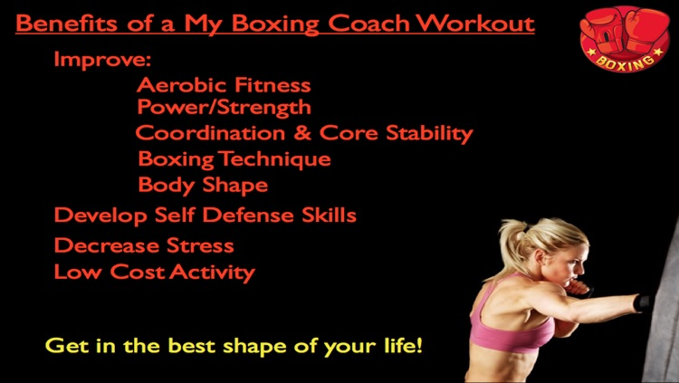 My Boxing Coach by Kevin Collins