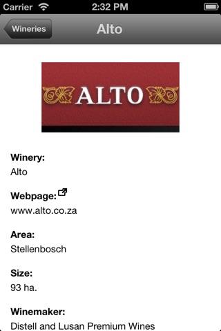 WINE-LIST.ME/SA screenshot 2