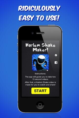 Harlem Shake Maker! screenshot 4
