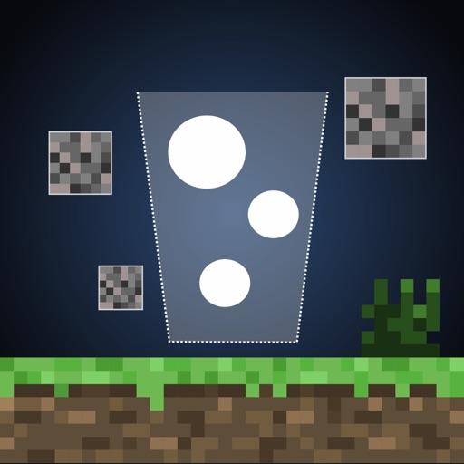 Mine Pong Physics Game - 100 Crafty Balls Challenge iOS App