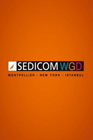Sedicom WGD World Grafic Design sedicom screenshot 1