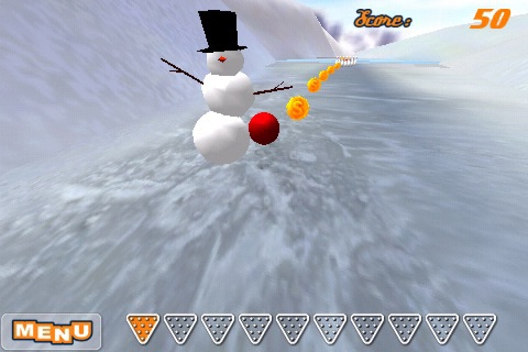 Downhill Bowling screenshot 4