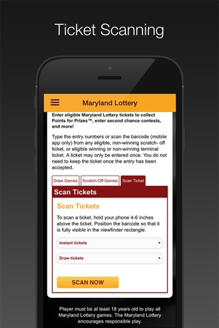 MD Lottery - My Lottery Rewards at App Store downloads and