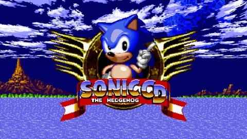Screenshot #7 for Sonic CD