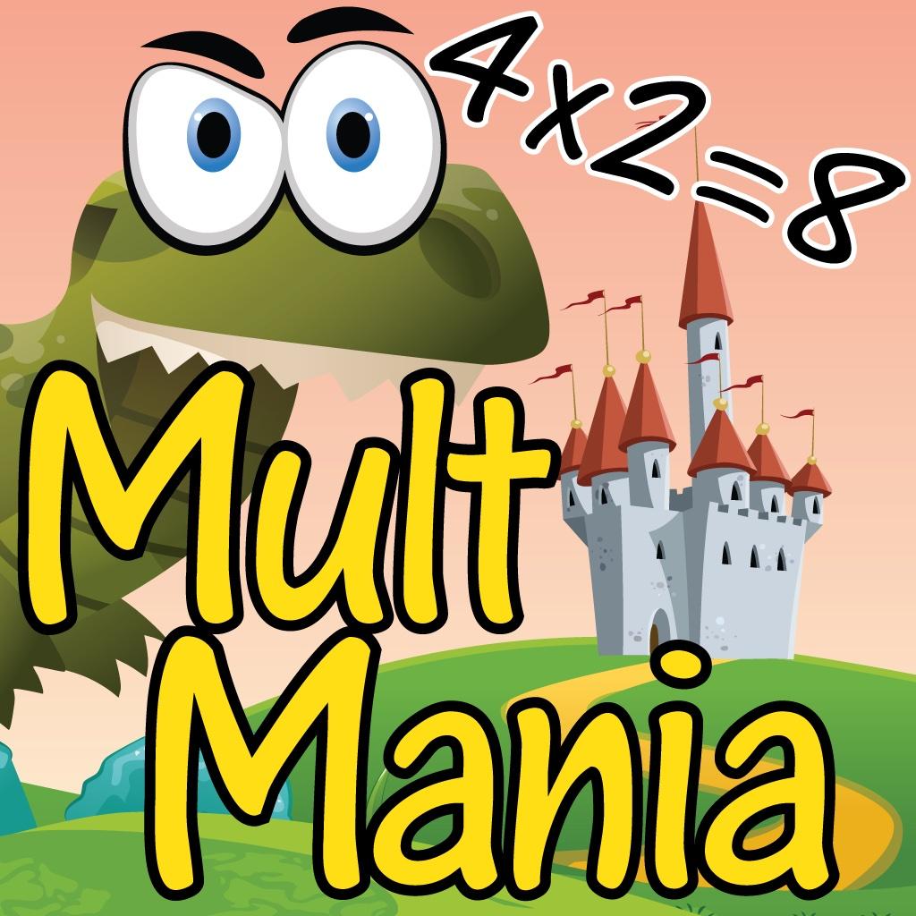Mult Mania for iPad