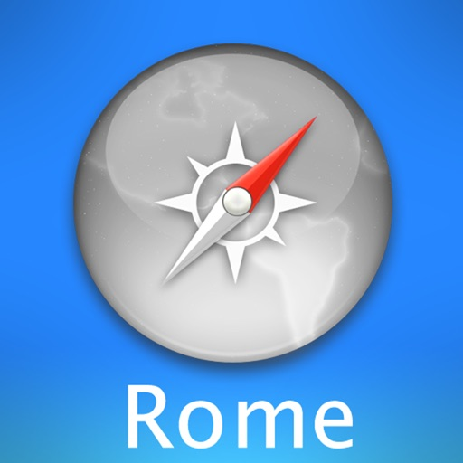 【出游指南】罗马自由行地图