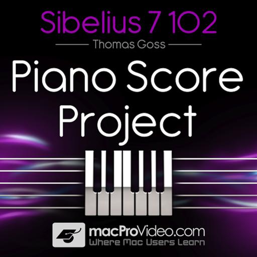 Course for Sibelius Piano Score Project