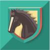 Pferdewissen – Wortspiel über Pferde , reiten, pony, Reiter, Sattel, Zaumzeug , Pferderennen , Hindernis , Dressur , Springen, Vielseitigkeit, usw.