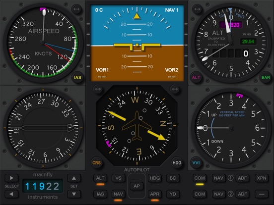 Air Manager Screenshot