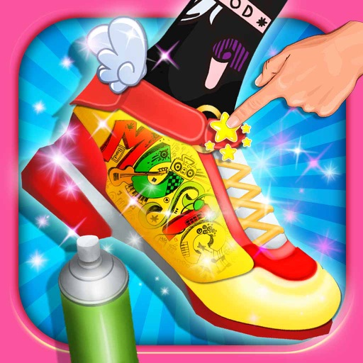 Design Your Running Shoes iOS App