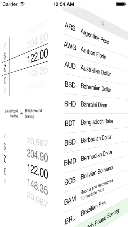 Currency Convertor Pro Converter Money Calculator With Exchange Rates For 150 Foreign Currencies