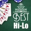 Best Hi-Lo Casino Card Rivals - good Vegas card betting game