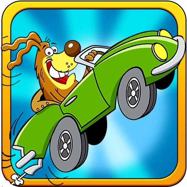 Animal Mini Fun Car Racing Games : Cut Off Free Lane To