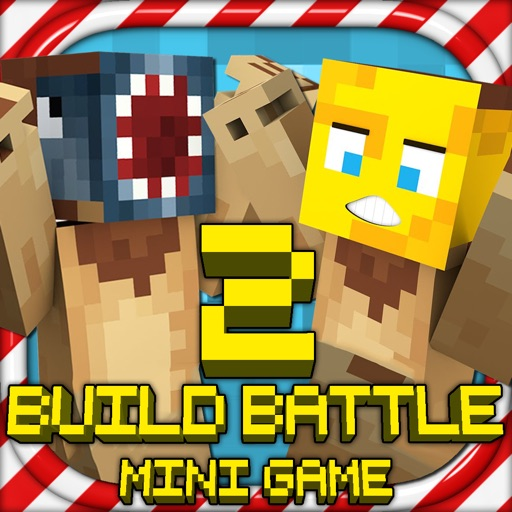 BUILD BATTLE 2 - MC Block Mega Builder Mini Game